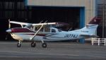 otromarkさんが、八尾空港で撮影した日本航空学園 T206H Turbo Stationairの航空フォト(写真)