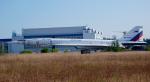 ちゃぽんさんが、ジュコーフスキー空港で撮影したツポレフ・デザイン・ビューロ Tu-144LLの航空フォト(飛行機 写真・画像)