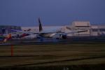 ja007gさんが、成田国際空港で撮影したカタール航空 777-2DZ/LRの航空フォト(写真)