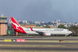 Y-Kenzoさんが、シドニー国際空港で撮影したジェットコネクト 737-838の航空フォト(飛行機 写真・画像)