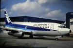 鯉ッチさんが、伊丹空港で撮影したエアーニッポン 737-281の航空フォト(写真)