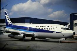 鯉ッチさんが、伊丹空港で撮影したエアーニッポン 737-281の航空フォト(飛行機 写真・画像)