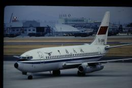 鯉ッチさんが、名古屋飛行場で撮影した中国南方航空 737-2T4/Advの航空フォト(飛行機 写真・画像)