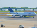 zyakuspさんが、成田国際空港で撮影したチャイナエアライン 747-409の航空フォト(写真)