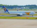 zyakuspさんが、成田国際空港で撮影したMIATモンゴル航空 767-34G/ERの航空フォト(写真)