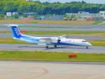 zyakuspさんが、成田国際空港で撮影したANAウイングス DHC-8-402Q Dash 8の航空フォト(写真)