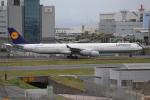 OMAさんが、羽田空港で撮影したルフトハンザドイツ航空 A340-642Xの航空フォト(飛行機 写真・画像)