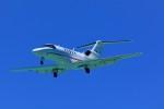 HISAHIさんが、下地島空港で撮影した国土交通省 航空局 525C Citation CJ4の航空フォト(写真)