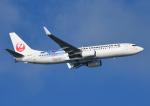 じーく。さんが、那覇空港で撮影した日本トランスオーシャン航空 737-8Q3の航空フォト(写真)