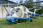 ちゃぽんさんが、モニノ空軍博物館で撮影したロシア空軍 Mi-24Dの航空フォト(写真)