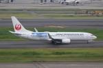 VIPERさんが、羽田空港で撮影した日本トランスオーシャン航空 737-8Q3の航空フォト(写真)