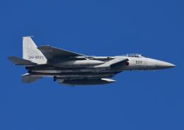 じーく。さんが、那覇空港で撮影した航空自衛隊 F-15J Eagleの航空フォト(飛行機 写真・画像)