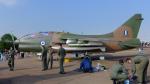 ちゃぽんさんが、フェアフォード空軍基地で撮影したギリシャ空軍 TA-7C Corsair IIの航空フォト(写真)