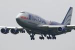 TAKA-Kさんが、横田基地で撮影したナショナル・エア・カーゴ 747-428(BCF)の航空フォト(写真)
