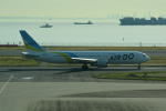 LEGACY-747さんが、羽田空港で撮影したAIR DO 767-33A/ERの航空フォト(飛行機 写真・画像)