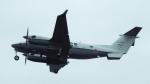 otromarkさんが、八尾空港で撮影した陸上自衛隊 350 King Airの航空フォト(写真)