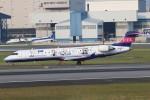 青春の1ページさんが、伊丹空港で撮影したアイベックスエアラインズ CL-600-2C10 Regional Jet CRJ-702ERの航空フォト(写真)
