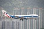 だいすけさんが、香港国際空港で撮影したカーゴロジックエア 747-446F/SCDの航空フォト(写真)