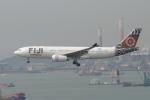 トオルさんが、香港国際空港で撮影したフィジー・エアウェイズ A330-243の航空フォト(写真)