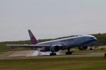 GRX135さんが、新千歳空港で撮影したチャイナエアライン 777-309/ERの航空フォト(写真)