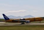 GRX135さんが、新千歳空港で撮影した全日空 777-281/ERの航空フォト(写真)