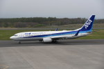 kumagorouさんが、中標津空港で撮影した全日空 737-881の航空フォト(飛行機 写真・画像)
