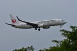 turenoアカクロさんが、高知空港で撮影した日本航空 737-846の航空フォト(写真)