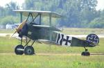 ちゃぽんさんが、ジュコーフスキー空港で撮影したドイツ空軍 Fokkerの航空フォト(飛行機 写真・画像)