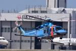 masatakaさんが、鹿児島空港で撮影した鹿児島県警察 AW139の航空フォト(写真)