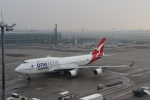 VEZEL 1500Xさんが、羽田空港で撮影したカンタス航空 747-438/ERの航空フォト(写真)