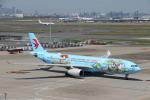 VEZEL 1500Xさんが、羽田空港で撮影した中国東方航空 A330-343Xの航空フォト(写真)