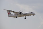 akinarin1989さんが、福岡空港で撮影した日本エアコミューター DHC-8-402Q Dash 8の航空フォト(写真)
