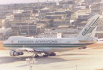 JA8037さんが、啓徳空港で撮影したエバーグリーン航空 747-121(SF)の航空フォト(写真)