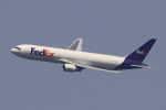 多楽さんが、成田国際空港で撮影したフェデックス・エクスプレス 767-3S2F/ERの航空フォト(写真)