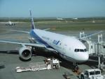 flyingmasさんが、新千歳空港で撮影した全日空 777-281の航空フォト(写真)