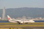 たのさんが、関西国際空港で撮影した日本航空 787-8 Dreamlinerの航空フォト(飛行機 写真・画像)