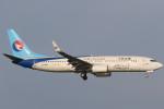 Itami Spotterさんが、スワンナプーム国際空港で撮影した河北航空 737-8LWの航空フォト(写真)