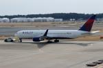 ハピネスさんが、成田国際空港で撮影したデルタ航空 767-3P6/ERの航空フォト(飛行機 写真・画像)