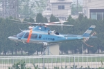 HEATHROWさんが、山形空港で撮影した山形県警察 A109E Powerの航空フォト(写真)