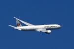恵二さんが、羽田空港で撮影した日本航空 777-346/ERの航空フォト(写真)