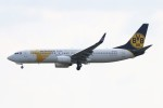 青春の1ページさんが、成田国際空港で撮影したMIATモンゴル航空 737-8CXの航空フォト(写真)