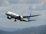 JA655Jさんが、米子空港で撮影した全日空 787-8 Dreamlinerの航空フォト(写真)
