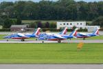 Tomo-Papaさんが、ミリテール・ド・ペイエルヌ飛行場で撮影したフランス空軍 Alpha Jet Eの航空フォト(写真)