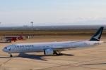 GRX135さんが、中部国際空港で撮影したキャセイパシフィック航空 777-367の航空フォト(写真)