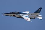 AkiChup0nさんが、静浜飛行場で撮影した航空自衛隊 T-4の航空フォト(写真)