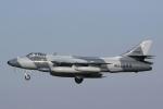 たろりんさんが、厚木飛行場で撮影したATAC Hunter F.58の航空フォト(写真)