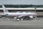 akinarin1989さんが、成田国際空港で撮影したアメリカン航空 777-223/ERの航空フォト(写真)