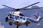 wish-blueさんが、高知空港で撮影した海上保安庁 EC225LP Super Puma Mk2+の航空フォト(写真)