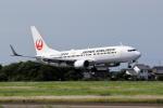 wish-blueさんが、高知空港で撮影した日本航空 737-846の航空フォト(写真)