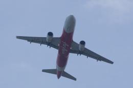 かずまっくすさんが、ランカウイ国際空港で撮影したエアアジア A320-216の航空フォト(飛行機 写真・画像)